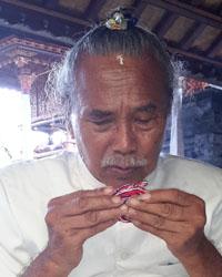 Brahmin High priest Healer